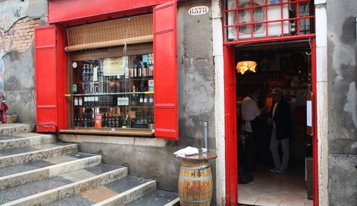 A place to savour spritz and cicchetti     A bacaro is a Venetian traditional haunt, a middle ground between a tavern and a pub.  Venetians go to bacari mostly for the aperitif, namely before lunch or dinner. Many of Venetian bacari date back to centuries ago, and still maintain a traditional and rustic appearance, while others opened more recently (these usually having a more stylish and modern look). Bacari offer local wines and drinks (the most famous one is the spritz) and cicchetti