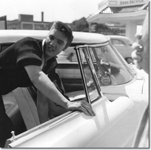 Elvis Presley : Back In Memphis : September 23, 1956.