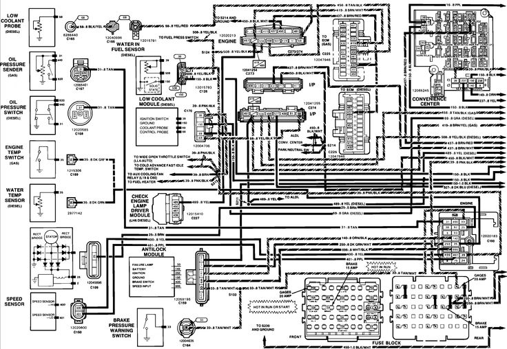 8 Best Images About Wiring Diagrams For Cars On Pinterest