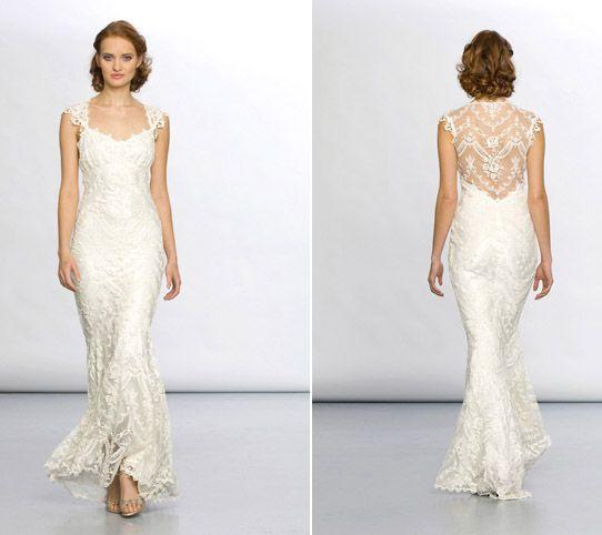 35 best Wedding Dresses images on Pinterest | Vintage dresses, Cute ...