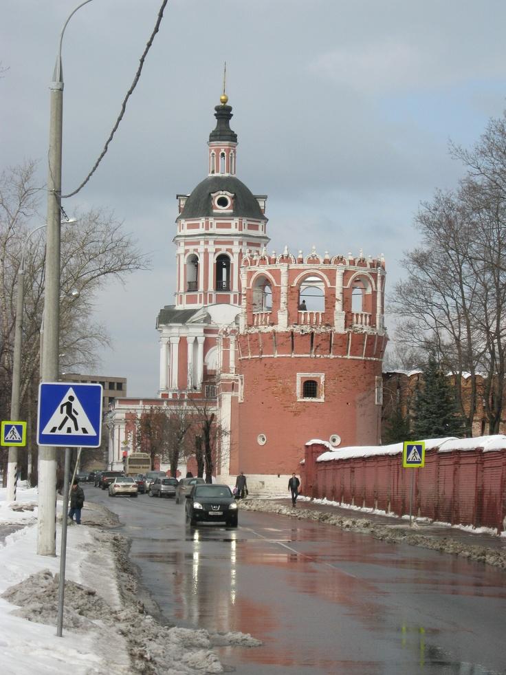 2013_03_16 Москва Донской монастырь