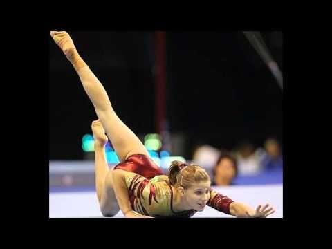 Gymnastic floor music- Burn- Ellie golding - YouTube