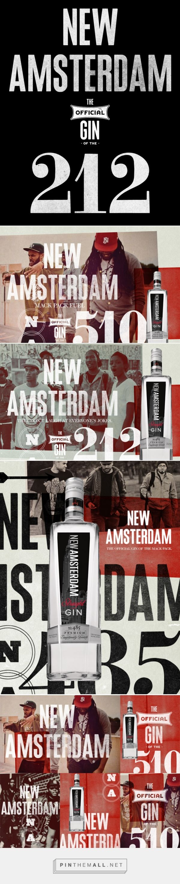 New Amsterdam Gin - Stopbreathing... - a grouped images picture - Pin Them All