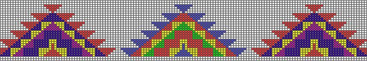 American Indian Beadwork Designs | Native American Indian Beadwork Design