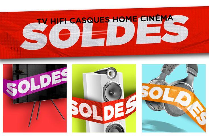 Les #soldes #2018 commencent dès ce matin dans vos #magasins et sur #cobra.fr !! Vite vite foncez ! #promotions #hifi #bestproducts
