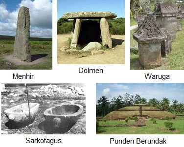 Contoh Benda Peninggalan Zaman Megalitikum
