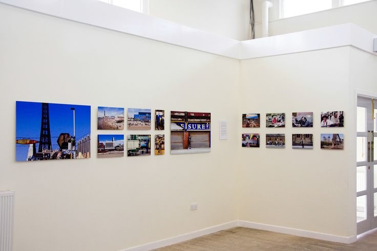 Photography exhibition for the Bloomfield Talks Community Arts Project in Blackpool by photographer Yannick Dixon