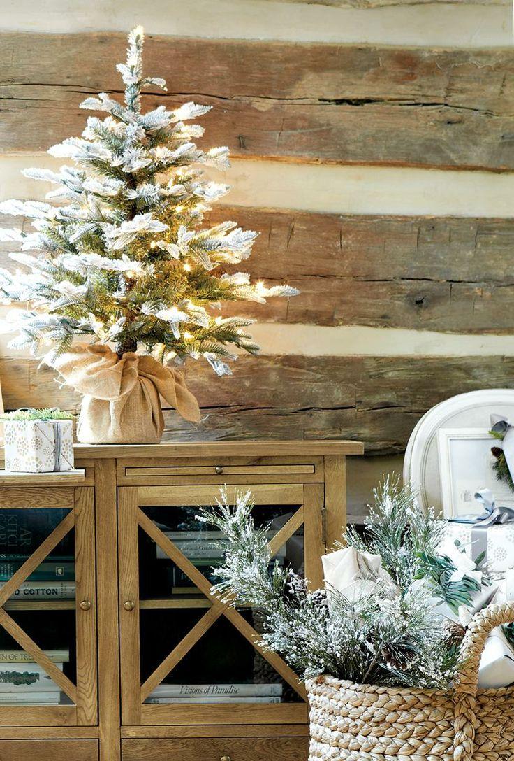 112 best ballard designs images on pinterest ballard designs flocked frasier fire tree by suzanne kasler for ballard designs
