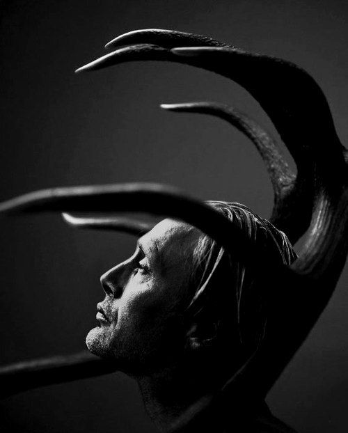 Mads mikkelsen as Hannibal !! Great show !!