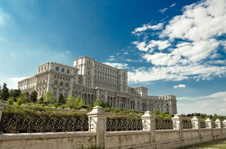 The People's Palace in Bucharest - One Beast Of A Building - Explore like a Gipsy, Study like a Ninja