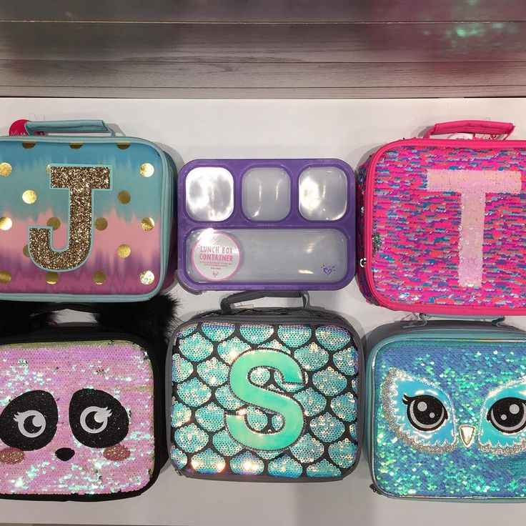 10 Best Cute Lunch Boxes From Justice Images By Jordynn