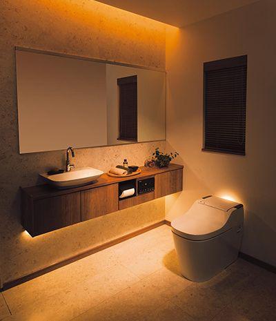 ゲストに「素敵!」と言われる、ご自慢トイレにリフォーム | 住宅リフォームのヒント集 | Panasonic