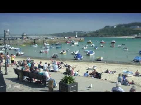 A short video guide to St Ives Bay featuring St Ives; Godrevy Lighthouse, Porthminster and Porthmeor; Carbis Bay; Gwithian ; Hayle Towans #stives