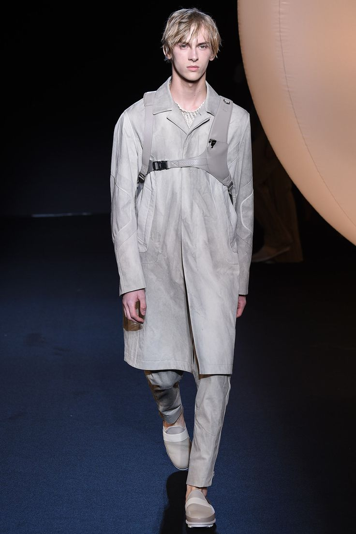 Wooyoungmi Spring 2016 Menswear - Collection - Gallery - Style.com