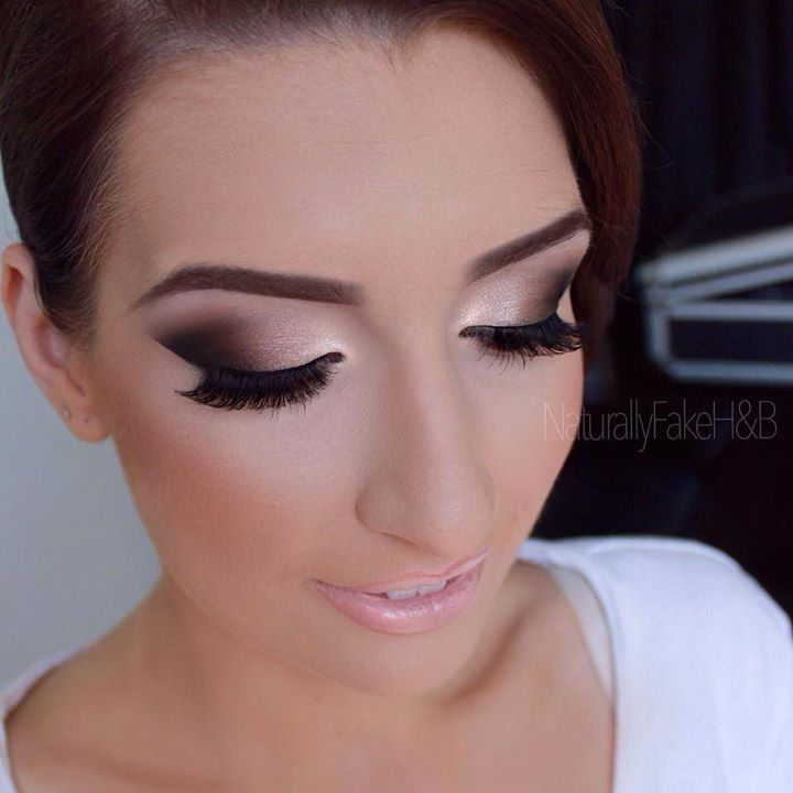 Smokey eye to die for! - Get this inspired look at Capricio Salon  Spa | Milwaukee, WI www.capriciosalon.com