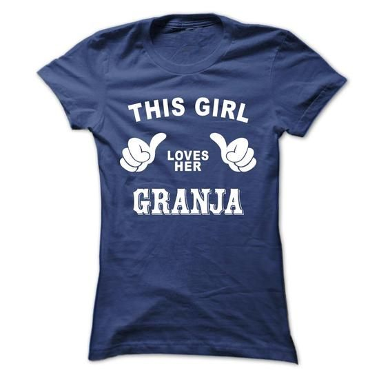 This girl loves her GRANJA #name #tshirts #GRANJA #gift #ideas #Popular #Everything #Videos #Shop #Animals #pets #Architecture #Art #Cars #motorcycles #Celebrities #DIY #crafts #Design #Education #Entertainment #Food #drink #Gardening #Geek #Hair #beauty #Health #fitness #History #Holidays #events #Home decor #Humor #Illustrations #posters #Kids #parenting #Men #Outdoors #Photography #Products #Quotes #Science #nature #Sports #Tattoos #Technology #Travel #Weddings #Women