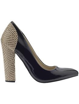 C-Label Kristy- 5   Piperlime - - these are too fabulous for only $35!!: Patent Pumps