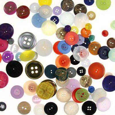 Articoli merceria, filo, bottoni