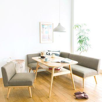 一人暮らしでもやっぱり欲しい…生活スタイルに合った【ソファー】の ... ご家族が増えたり、広いスペースに引っ越された時にはアイテムを追加