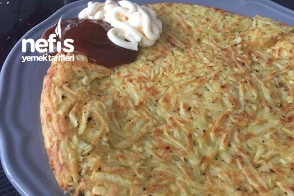 Kahvaltılık Patates Rendesi (Rösti) Tarifi nasıl yapılır? 1.533 kişinin defterindeki bu tarifin resimli anlatımı ve deneyenlerin fotoğrafları burada. Yazar: Nergiz DK
