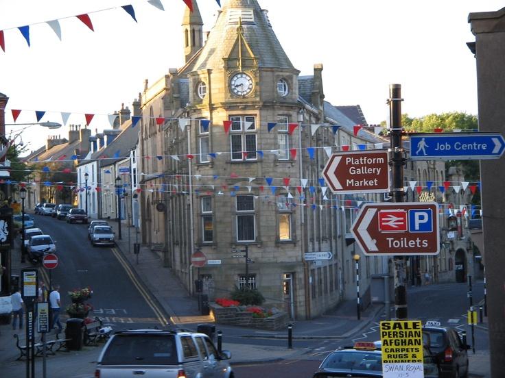 Clitheroe, Lancashire