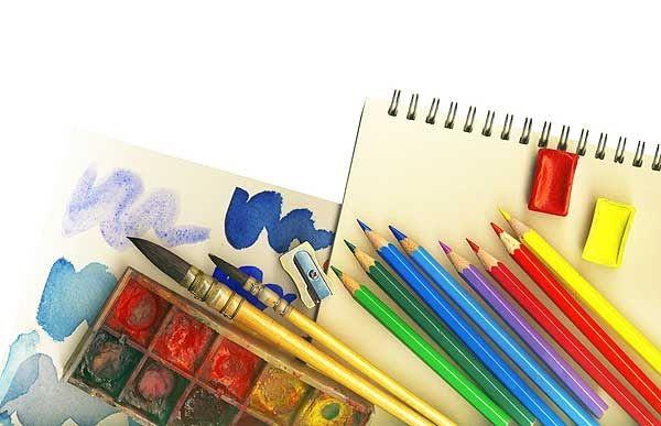 شعار التربية الفنية