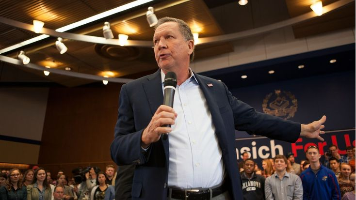 'Moderate' John Kasich Is Actually Terrifying  --  he'd take America backward in a thousand ways