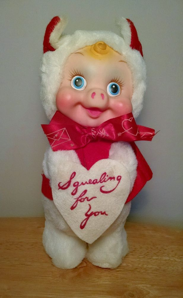 Valentine S Day Vintage Toys : Best images about weird valentines on pinterest be