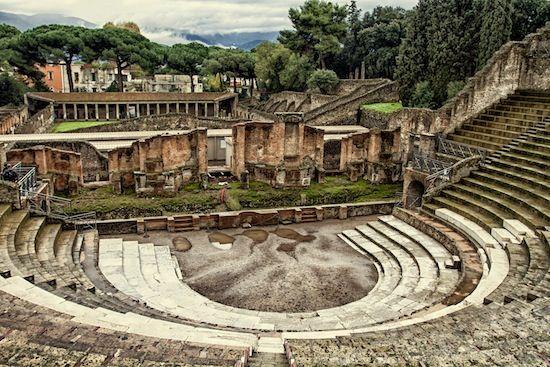 Day 8 Across Italy Escorted Tour #pompei #traveltoitaly