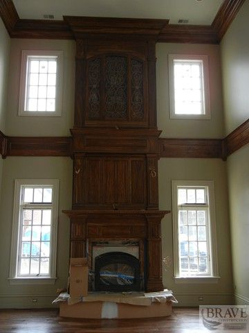 Best 25 Two Story Fireplace Ideas On Pinterest Two