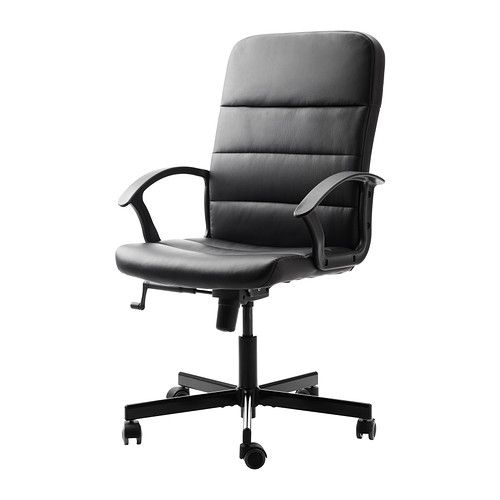 TORKEL Swivel chair IKEA You sit comfortably since the chair is adjustable in height.