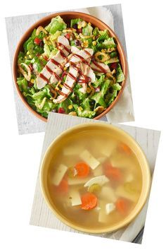 Panera Bread Survival Guide! We love Panera Bread's You Pick Two feature, which helps you put together pairings with 600 calories or less. But when you snack as much as we do, it's nice to have options that clock in with even fewer calories. Here are 8 great meals with 350 calories or less!