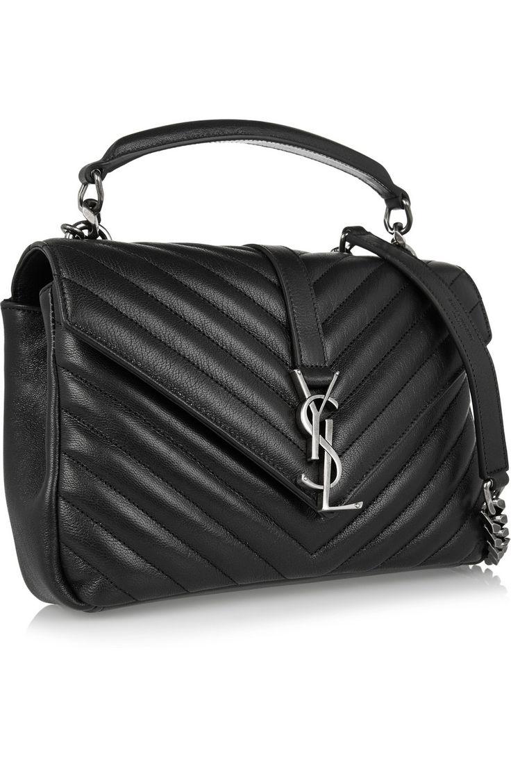 8cb48444f7e4 saint laurent college monogram shoulder bag - Ecosia