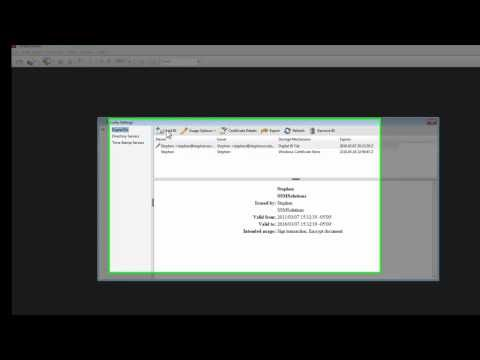 ▶ Create a Free Digital Signature for Signing PDFs - YouTube