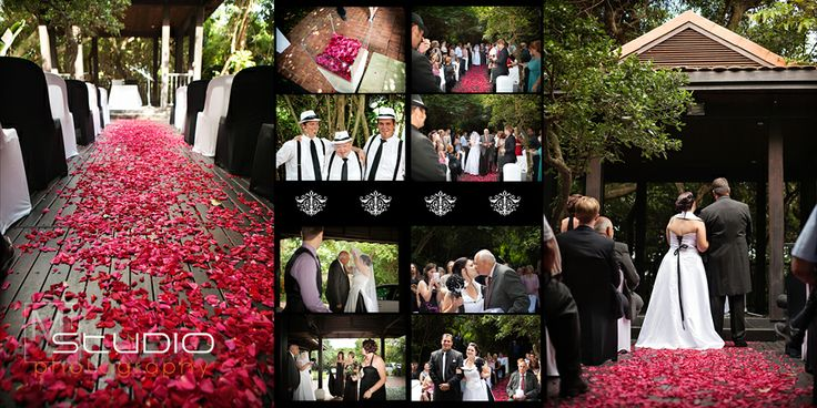 Mona-Lize & Christo Moolman Wedding - Zimbali Country Club