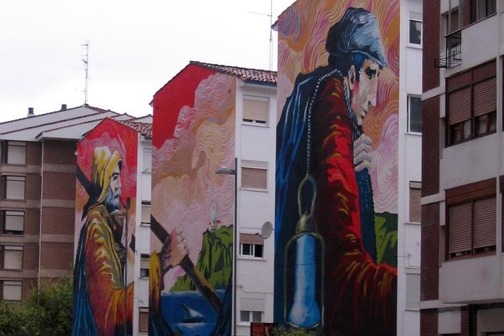 In Santoña, Spain.