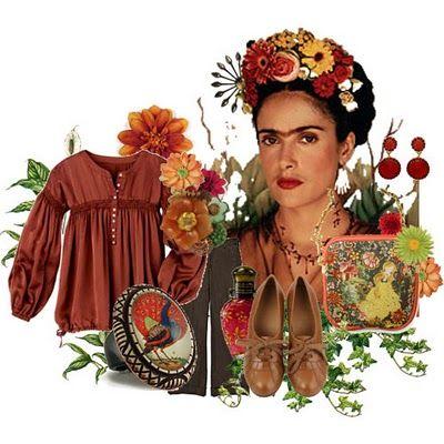 Inspirados en Frida