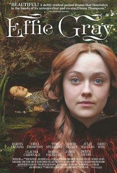 Assistir filme online Effie Gray Uma Paixão Reprimida (2014) em [Português], qualidade [HDRip]