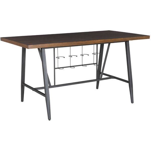Two-Tone Counter Height Dining Table By Crown Mark Is Now