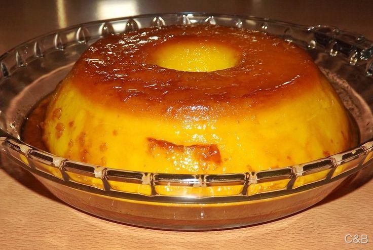 Pudim De Laranja - http://www.sobremesasdeportugal.pt/pudim-de-laranja-2/