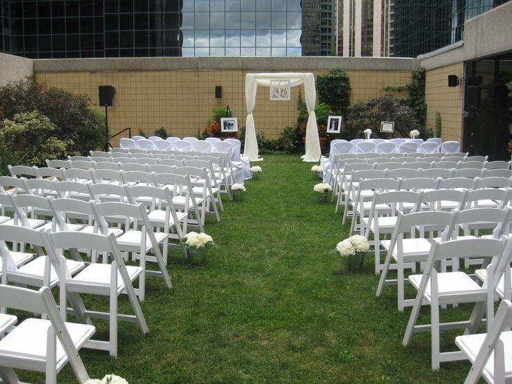 August Wedding at the Delta Ottawa City Centre