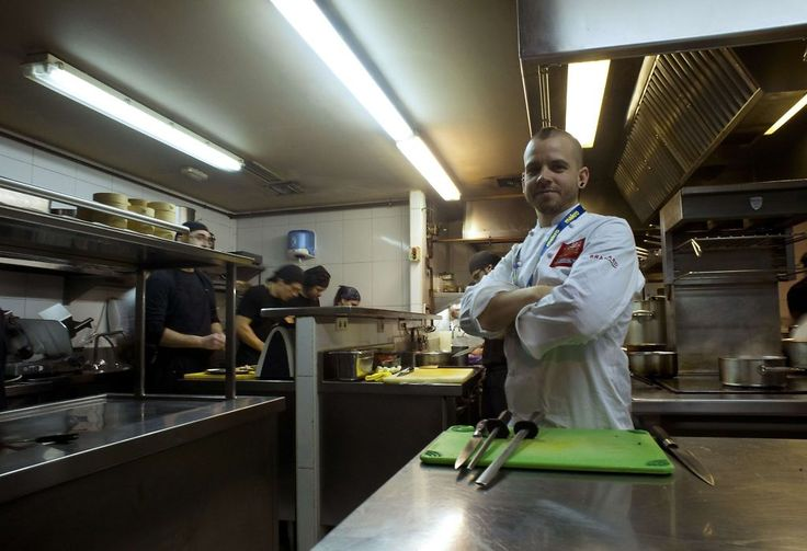 Her er Europas beste restauranter