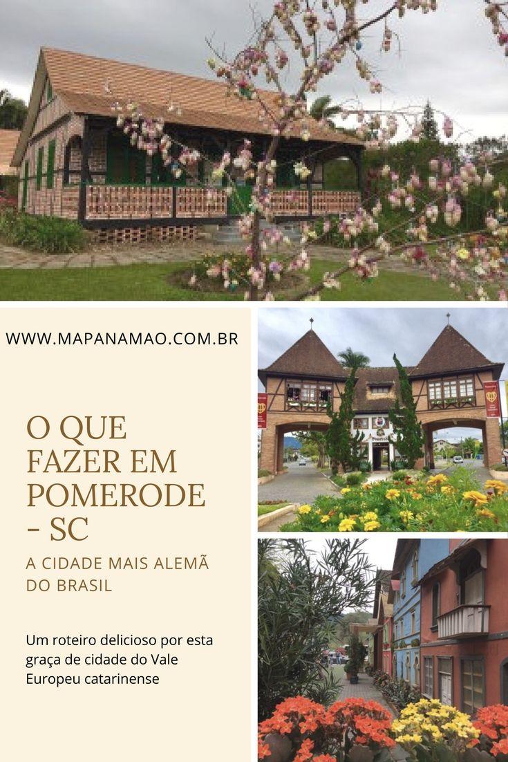Pomerode é a cidade mais alemã do Brasil e uma delícia de lugar. Leia aqui o que fazer em Pomerode, Santa Catarina