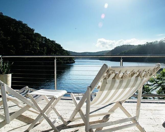 Calabash Bay Lodge   Berowra Waters   Hawkesbury River   New South Wales   Romantic Getaways and Honeymoons   LoveBirds