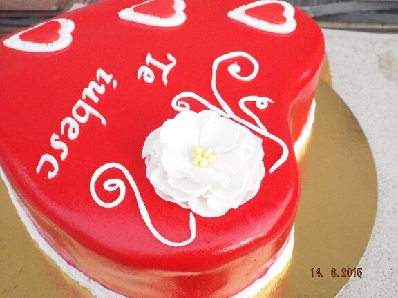 Cake with LOVE