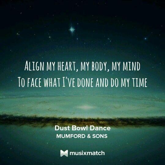 Dust bowl dance