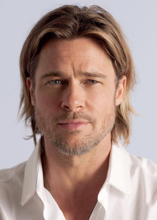 Brad Pitt & Chanel 5