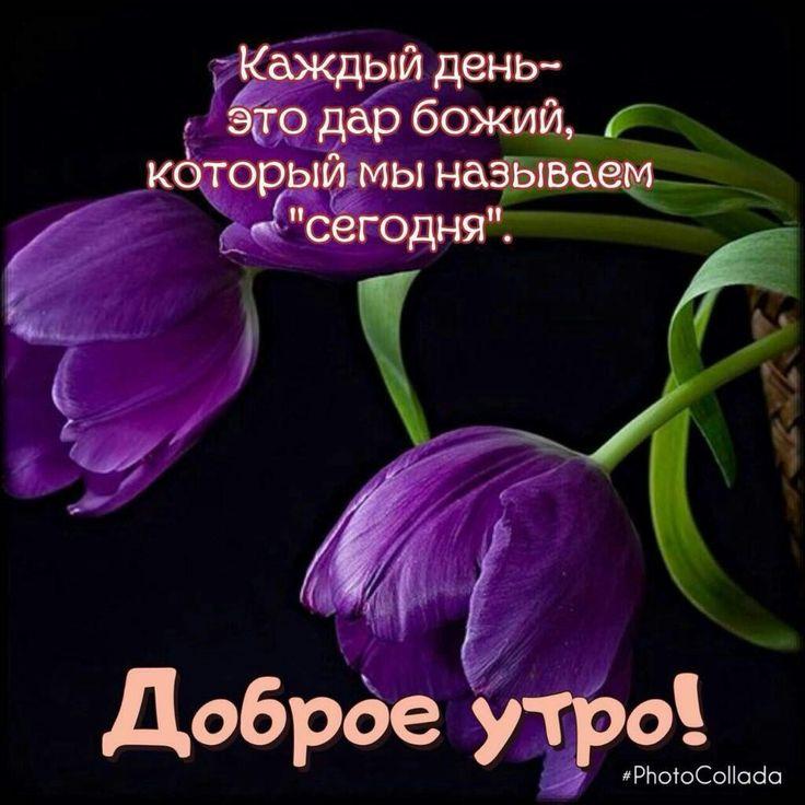 Православные пожелания с добрым утром