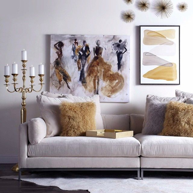 Need Living Room Decor Inspiration Look No Further Than Z Gallerie Envision Your Dream Space Today