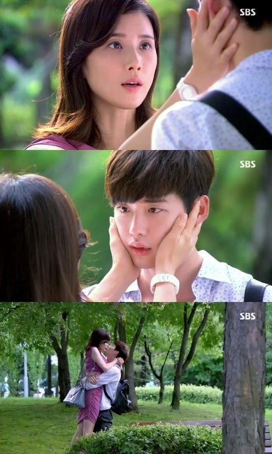 i hear your voice korean drama kiss - photo #15